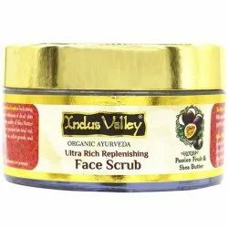 Indus Valley Ultra Rich Replenishing Fruit Scrub, Packaging Size: 50ml