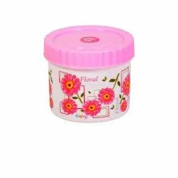 2000 Ml PINK Plastic Food Containers