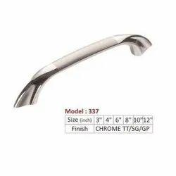 337 Antique Zinc Cabinet Handle