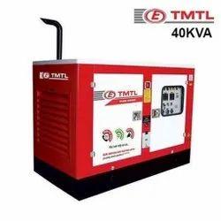 40 KVA Eicher TMTL Diesel Generator