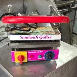 4 Slice 3 step Sandwich Griller