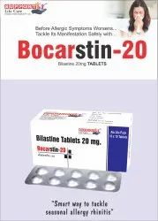 Bilastine Tablets 20 Mg