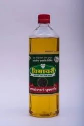 Lowers Cholesterol Vibhavari Cold Pressed Niger Seeds Oil, For Use For Cooking, Packaging Size: 1L