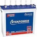 Microteck Tubular Battery, 40ah To 200ah