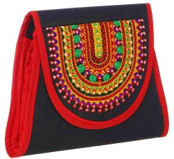 DMS REATIL Multicolor Sling Bag, 250 Grams, Size: 20(L)X24(W)