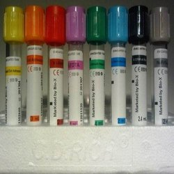 Fluoride Vaccum Tubes