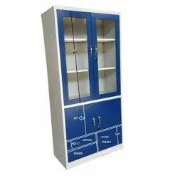 School Glass Door Almirah