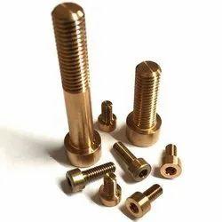 Silicon Bronze Socket Head Cap Screws