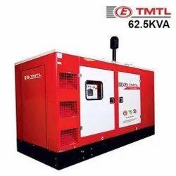 62.5 KVA Eicher TMTL Silent Diesel Generator