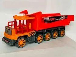 Plastic Star Dumper Toy Truck