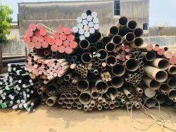 Ms Seamless Galvanized Steel Pipe, Size/Diameter: 20, Unit Pipe Length: 6