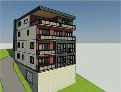 House Plan 2D,3D