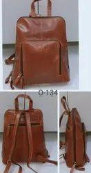 Brown Regular Leather Purse, For Men & Women