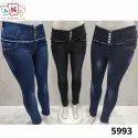 Women Regular Fit Denim Stretch Jeans