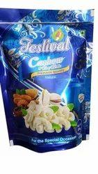Ivory Festival Cashew Nuts, Packaging Size: 250 gm, Grade: W210