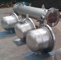 ABE Stainless Steel Tube Heat Exchanger, For Food Process Industry