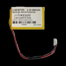 Li Ion Battery 3.7v 800mah