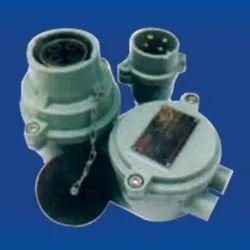 Flameproof Switch Socket & Plug Combined