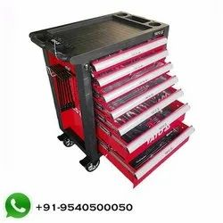 YATO 217pcs Tool Trolley with Tools