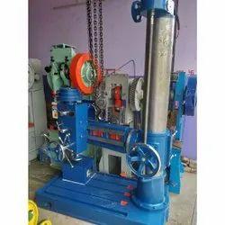 Geared Radial Drill Machine