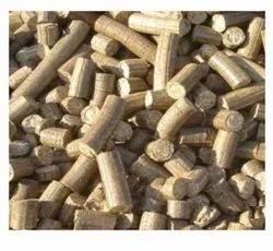 Mustard Husk Biomass Briquettes, For Boiler and Furnaces