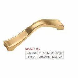 215 Stylish Zinc Cabinet Handle