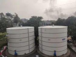 Raw Water Storage Tank
