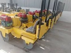 Ride On Vibratory Roller