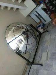 Parabola Parabolic Solar Cooker, For Cooking