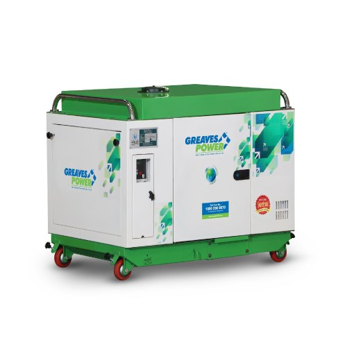 5 kVA Greaves Power Diesel Generator