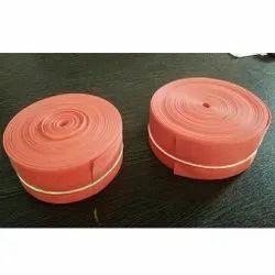 Silicone Rubber Strip 45 x 0.5 mm