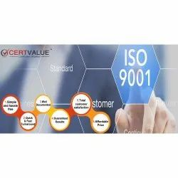 ISO 9001 : 2015 System Implementation