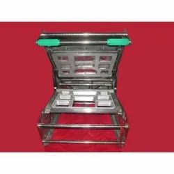 8 Compartment Tray Sealing Machine