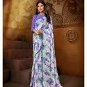 Weightless Saree With Blouse -10