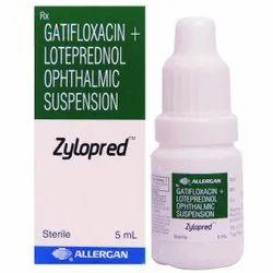 Allergan Zylopred Ophthalmic Suspension