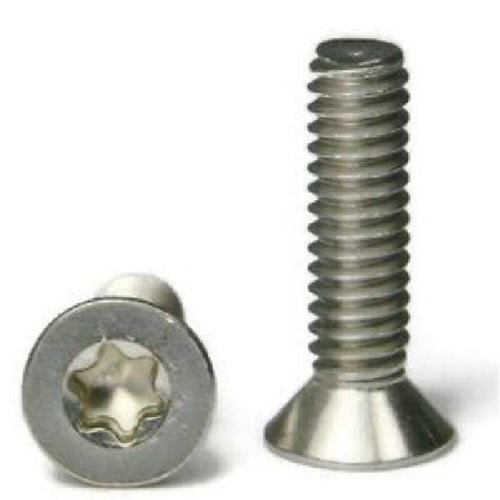 Stainless Steel Torx CSK Head Machine Screw