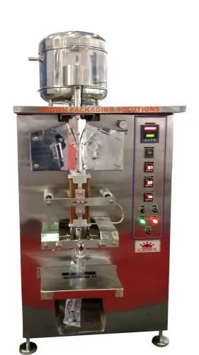 Mineral Water Pouch Packing Machines