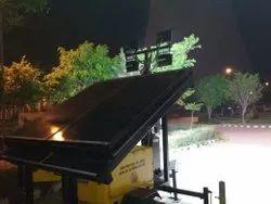 Solar Mobile Light Tower