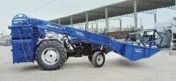Escorts Farmpower Combine Harvester