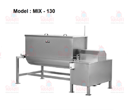 Ribbon Blender Masala Mixer Machine