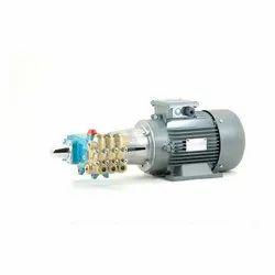 Motorised Test Pump