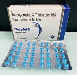 Trifluoperazine & Trihexyphenidyl Hydrocloride Tablets