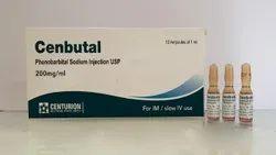 Phenobarbital Sodium Injection