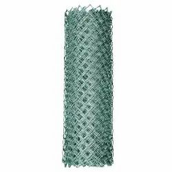 Iron Galvanized Chain Link Fencing Wire, Packaging Type: Roll