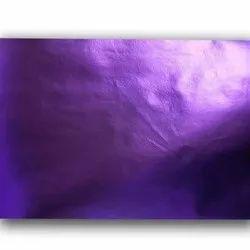 Purple Color Metallic Laminated Non-Woven Fabric Manufacturer