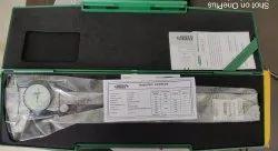 INSIZE DIAL CALIPER 0-300MM