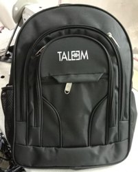 COATED FABRIC COLLEGE BAGS, Capacity: 20 To 30 Kg
