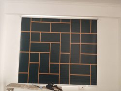 Customised Printed Roller Blinds