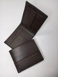 Gis Shaper Black Leather Wallet