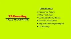 Accounting Services Accounts Consultant